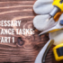 Necessary Maintenance Tasks Part 1