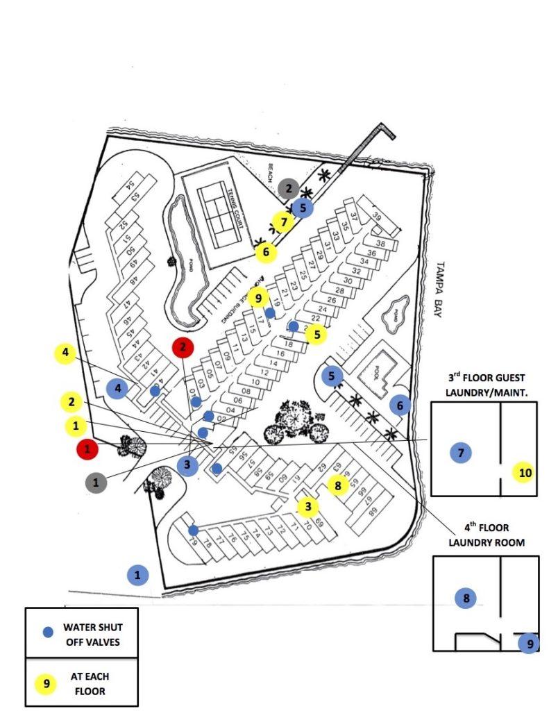 PREP Plan Map