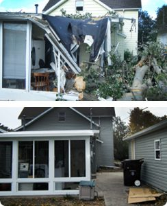 Wind And Storm Damage Restoration