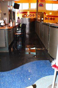 water damage mellow mushroom lima ohio