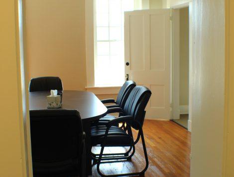 commercial remodel doorways after