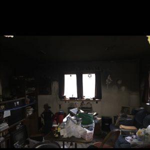 family room before 2