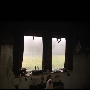 family room window before