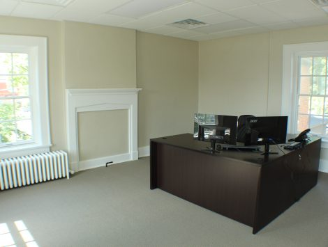commercial remodel office after