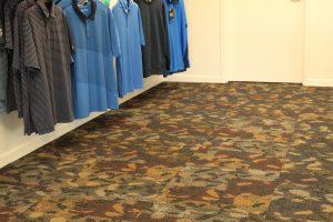 water damage restoration golf course pro shop after
