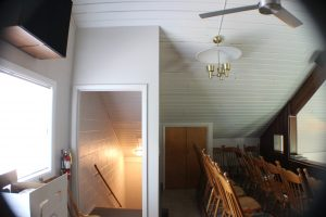swartz contracting and emergency services fire damage Choir Loft After (2)