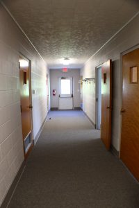 swartz contracting and emergency services fire damage Hallway After (18)